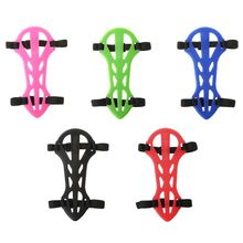 Archery Arm Guard Soft Rubber Shooting Hunting Protector Safe Adjustable Strap Wrist Armband Elastic Left/Right Hand Protective