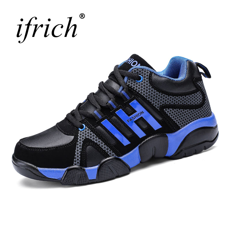 2017 New Trend Autumn Winter Mens Sport Running Shoes Comfortable Wearable Men Sneakers Best Selling Rubber Running Shoes Male