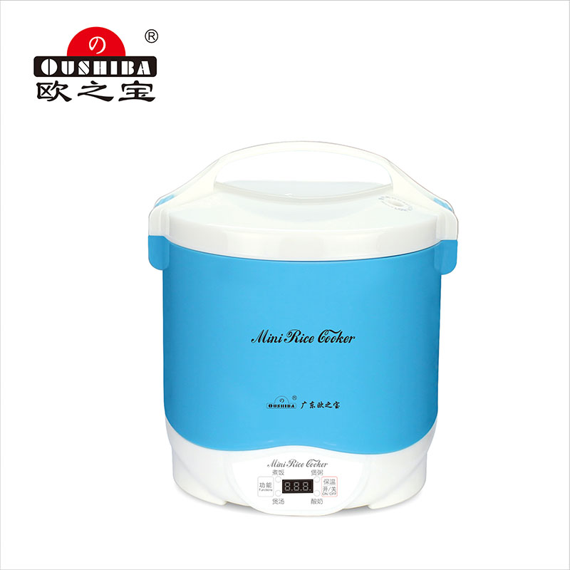 1.5L rice cooker used in house with the function of Rice Cooking and Porridge Cooking and Soup Stewing productivity of rice