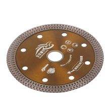Diamond Saws Blade Hot Pressed Sintered Mesh Turbo Cutting Disc For Granite Marble Tile Ceramic red hot pressed sintered mesh turbo ceramic tile granite marble diamond saw blade cutting disc wheel bore tools