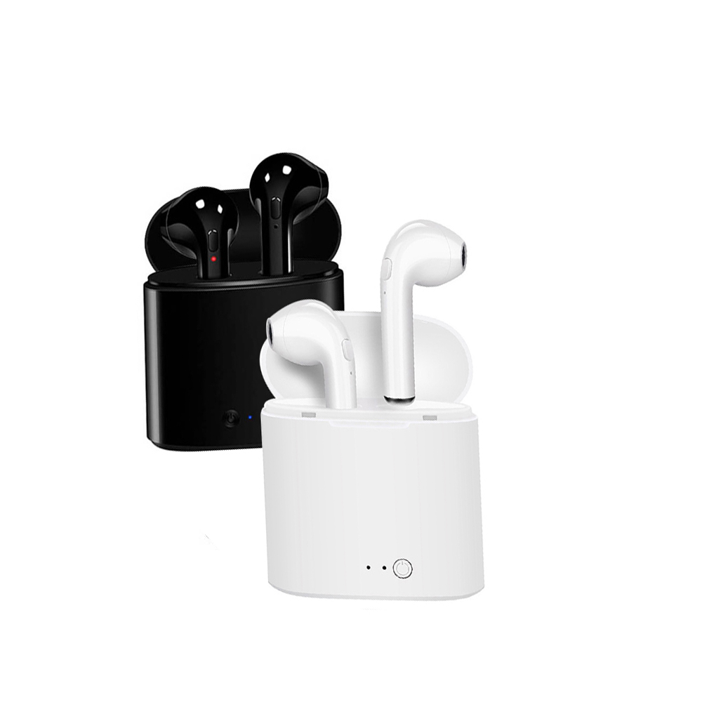 Gu Yue I7s TWS Wireless Earphone Bluetooth Earphones In-Ear Music Earbuds Set for Apple IPhone 6 7 8 X Samsung Xiaomi Sony