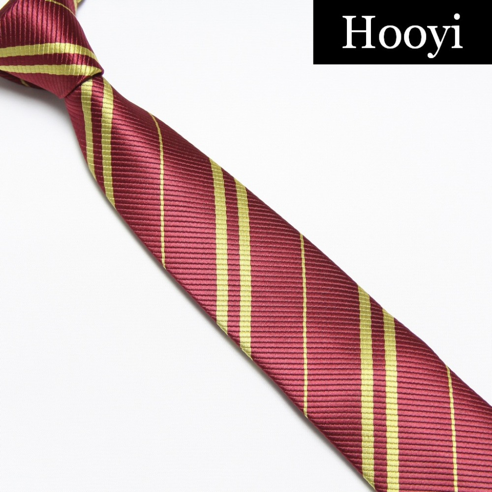 2019 College Style School Neck Tie For Men Students Boys Gravata Slim