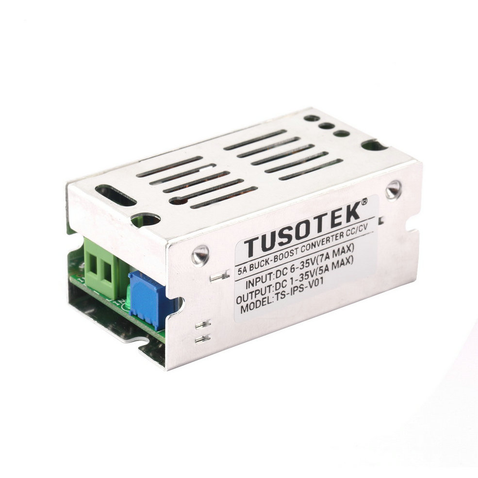 6-35V to 1-35V DC/DC Converter Buck/Boost Charger Power Converter Module Drop Shipping free shipping 10pcs td1583 management chip buck dc dc converter