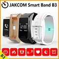 Jakcom b3 banda inteligente novo produto de pulseiras como xiomi mi mi banda 2 pulseira inteligente gps ajuste
