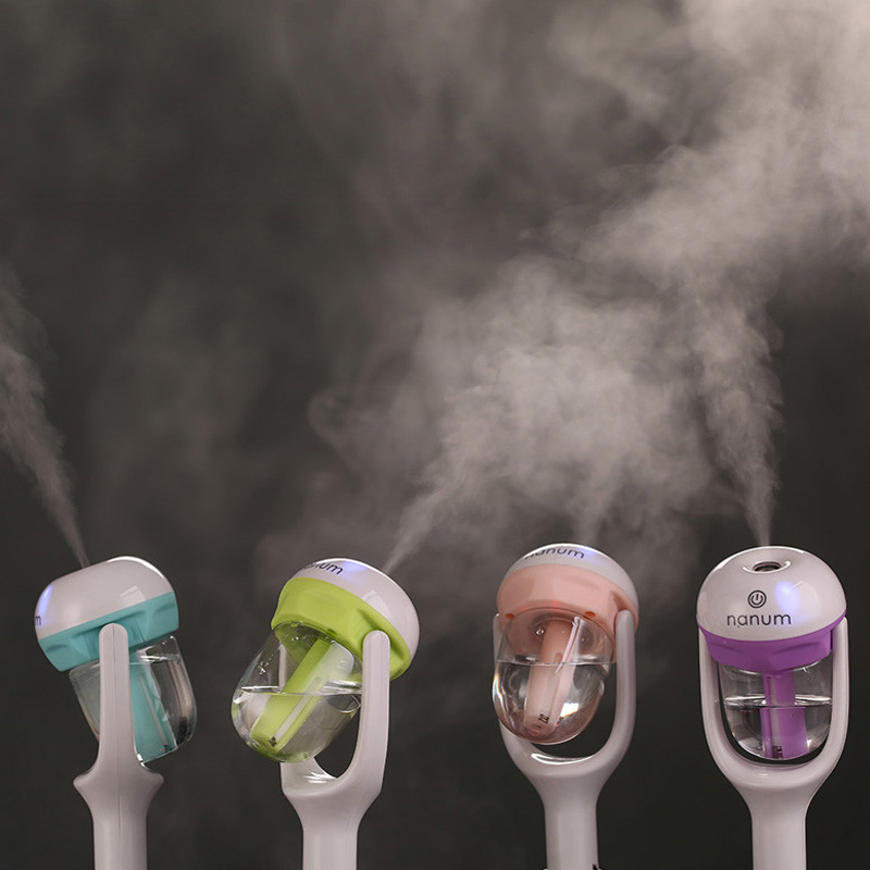 Nanum 12 v Auto lufterfrischer Auto Luftbefeuchter Luftreiniger Aroma Diffusor Ätherisches öl diffusor Aromatherapie Nebel Maker Fogger