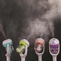 Nanum 12 v Carro purificadores de ar Do Carro Umidificador Purificador de Ar Aroma difusor de Aromaterapia difusor do óleo Essencial Difusor Névoa Criador Fogger