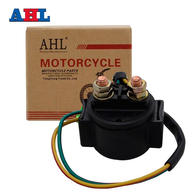 Motorcycle Electrical Parts Starter Solenoid Relay For Kawasaki KZ200 KZ250 KZ440 LTD KZ550 KZ650 CSR KZ700 KZ750 KZ1000 KLT200