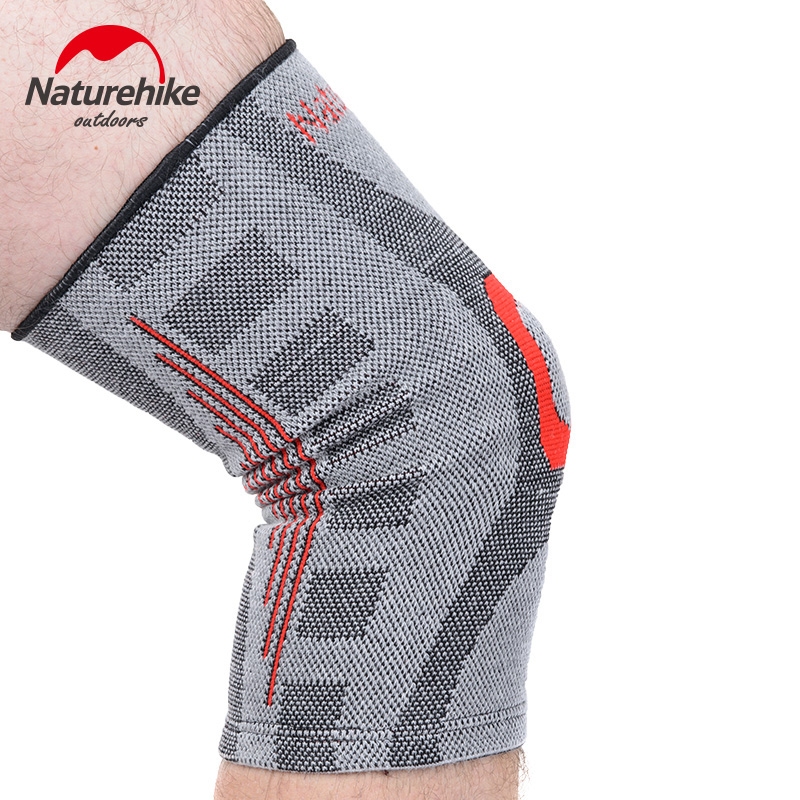 Igogroup Store Naturehike Fitness Protective Gear Sport Safty Cycling Kneelet Gym Knee Pads
