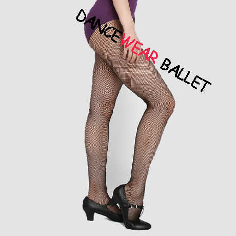 ขายร้อนขายส่งคุณภาพสูง Professional Ballroom Dance Tights ละติน Fishnet Tights