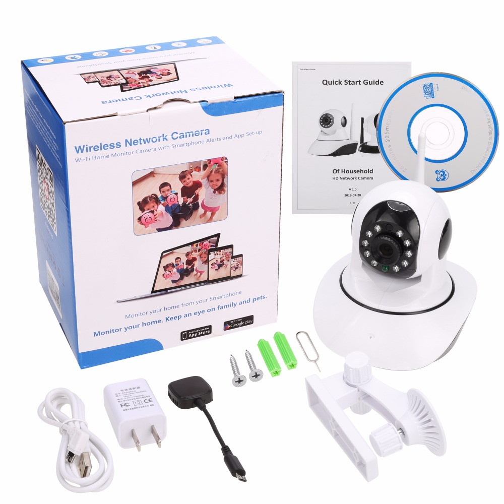 Home Security 2mp Hd P2p Wifi Ip Cameras 1080p Wire Free Two Way Ptz Camera Controller Wiring Diagram Get Image About Wireless
