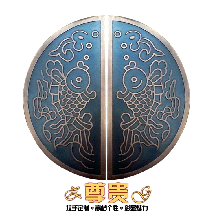 Frameless glass door handle door handle door handle Chinese antique bronze door half hand european modern bronze doors handle chinese antique glass door handle door handle carving