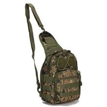1pc High Quality Climbing Hiking Cycling Military Tactical Crossbody Shoulder Chest Bag Travel Kits