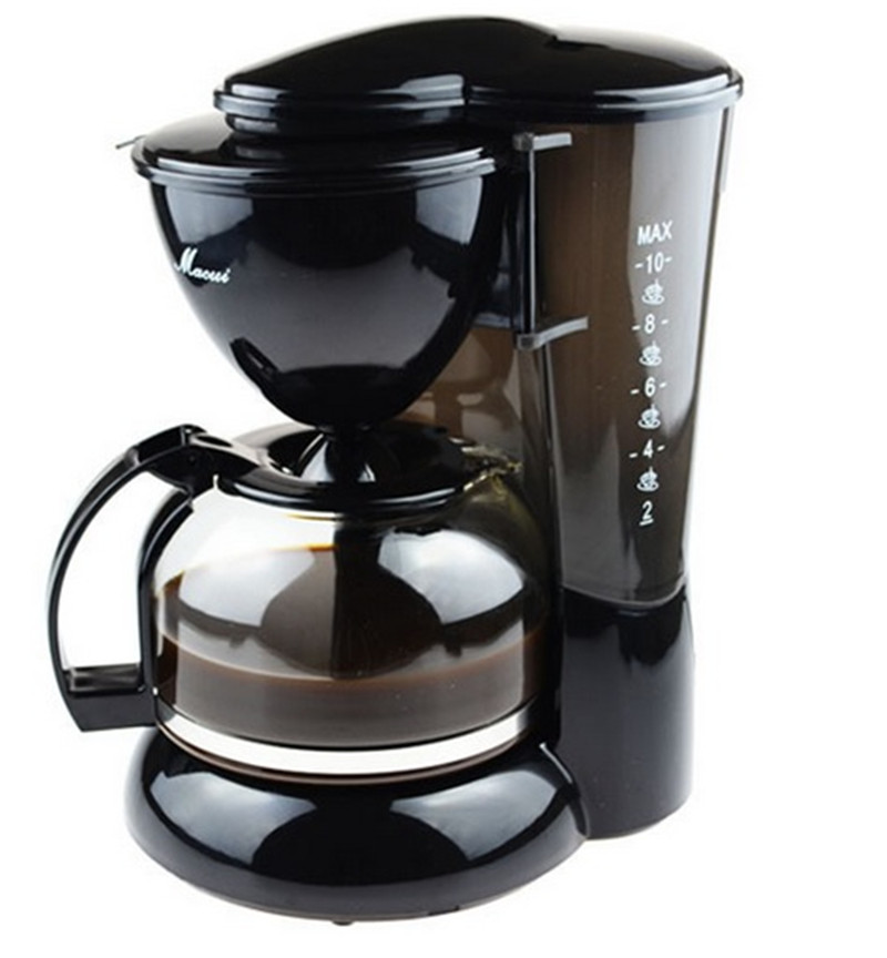 CM1005-1,free shipping,American household fully-automatic drip coffee machine,tea machine,thermal coffee pot,machine insulation coffee maker uses the american drizzle to make tea drinking machine
