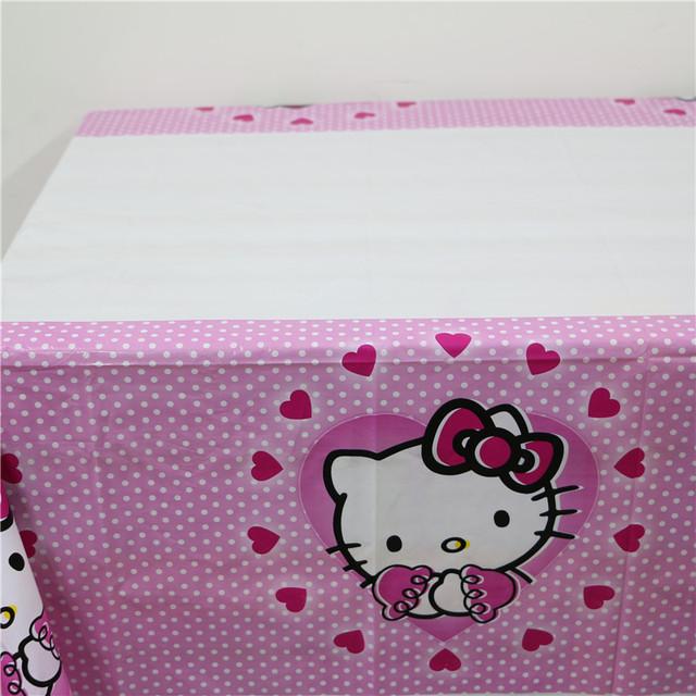 Hello Kitty Tablecloth