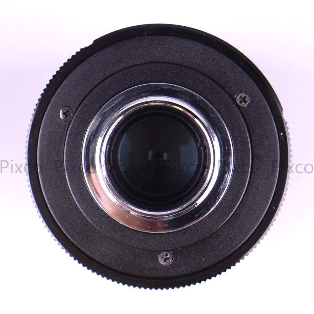 50mm F1.8 Obiectiv Televiziune APS-C pentru televizor Captus Camera + - Camera și fotografia - Fotografie 4