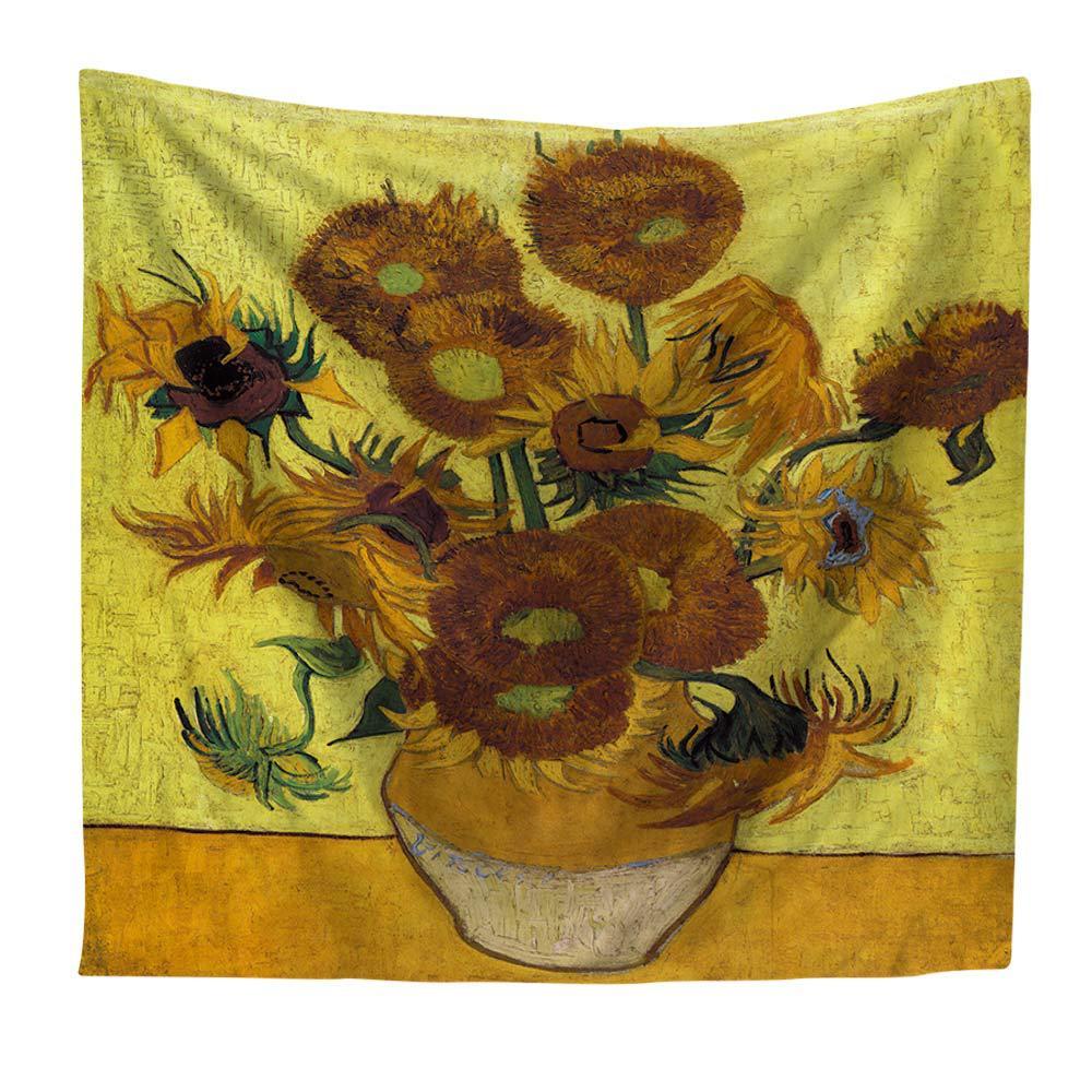 Van Gogh Hotel Room