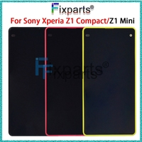 4.3 For SONY Xperia Z1 Compact LCD Display Touch Screen Digitizer Assembly Replacement M51w D5503 For SONY Z1 Compact Display
