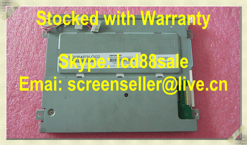 best price and quality  original  LQ084S3LG02  industrial LCD Displaybest price and quality  original  LQ084S3LG02  industrial LCD Display