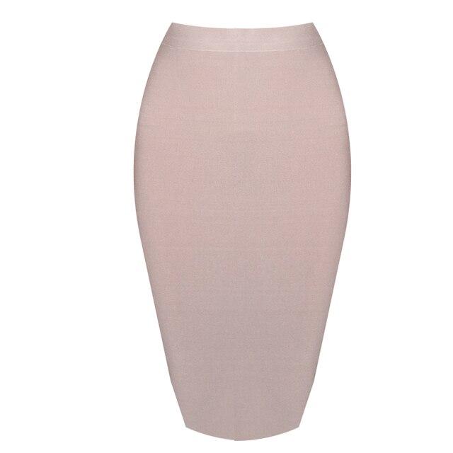 Длина юбки по колено в см