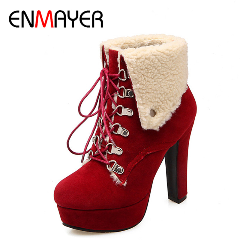 Online Get Cheap Fur High Heel Boots -Aliexpress.com | Alibaba Group