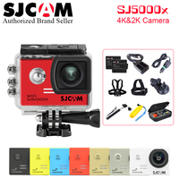 2 0 4K SJCAM Sj5000 Series SJ5000X Elite WiFi NTK96660 30M Waterproof Sports Action Camera Mini
