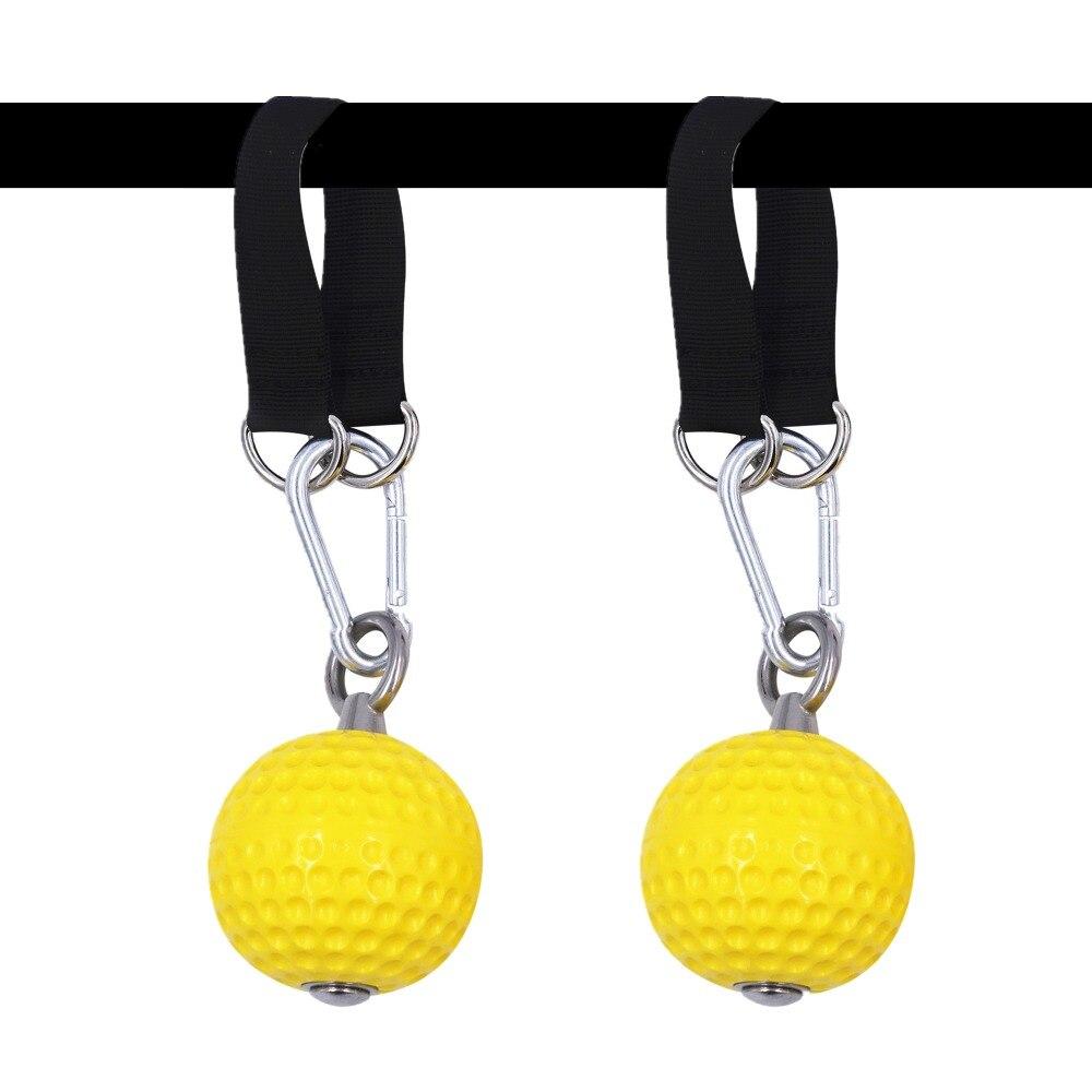 El sapları Pull-up topu Cannonball sapları Fitness ekipmanları Crossfit tırmanma barbell jimnastik el egzersiz güçlendirici