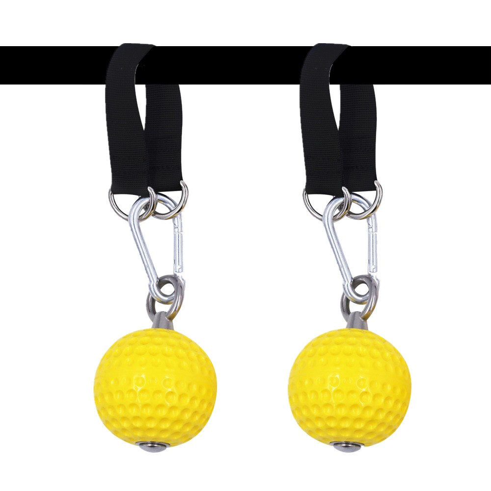Hand Grips Pull-ups Ball Cannonball Grips Fitness Equipment For Crossfit Climbing Barbells Gymnastic Hand Exerciser Strengthener