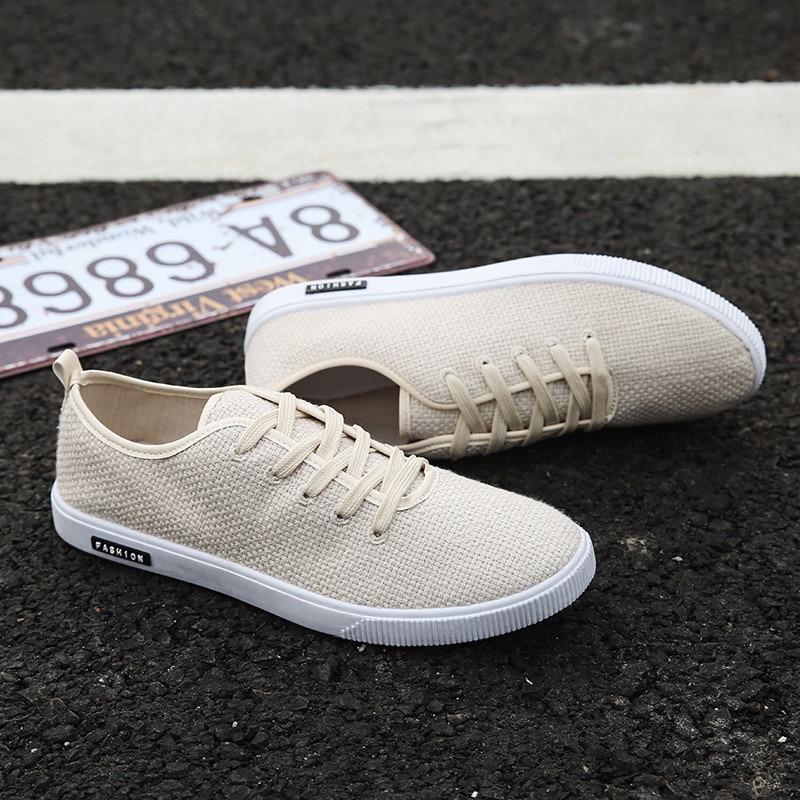Noir Chaussures Respirant blanc Designer Casual Hommes Marque Printemps Sneakers Mx810713 Chanvre jaune zIwUxqdnfF
