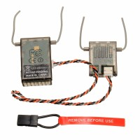 AR6200 6 Channel for DSM2 2.4GHz Receiver Ultralite For Spektrum Spek Generic|Parts & Accessories| |  -