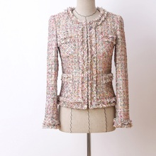 HSS0022 Women Tweed coat