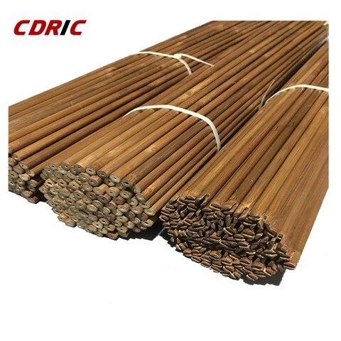 Arco e Flecha de Bambu Comprimento do Eixo Setas de Bambu para Caça Tiro com Arco ao ar cm od 7.5 8.0 8.5mm Livre Jogo Prática Setas 12 Pçs 80 – 84