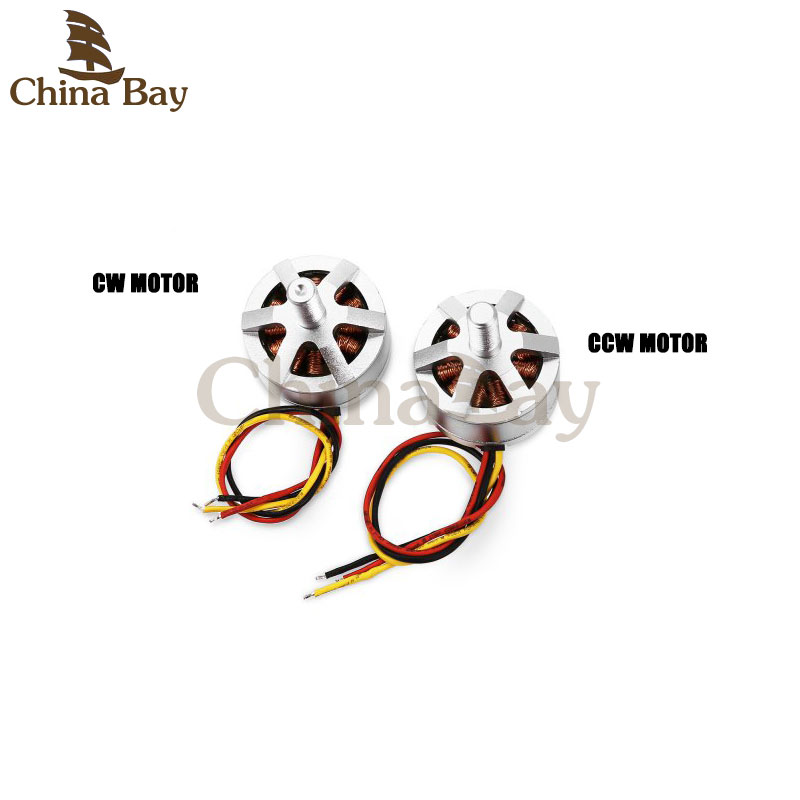 CW CCW Brushless Motor for MJX B3 Rc Quadcopter Drone ( MJX Bugs ) Spare Parts Accessories