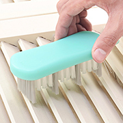 Mini Convex surface cleaning brush 15*5*4.2cm free shipping