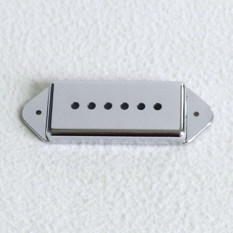 P90 Dog Ear Cover - free shipping guitar parts n b set black