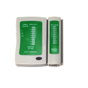 High Quality RJ45 RJ11 LAN Cable Tester Handheld Network UTP Wire Telephone Line Detector Tracker Tool kit Cable Tester