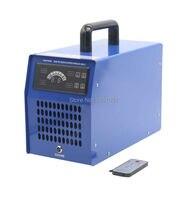 5.0 г Цифровой воды генератор озона для очистки воды и воздуха с дистанционным управлением (только для 110-120 В)
