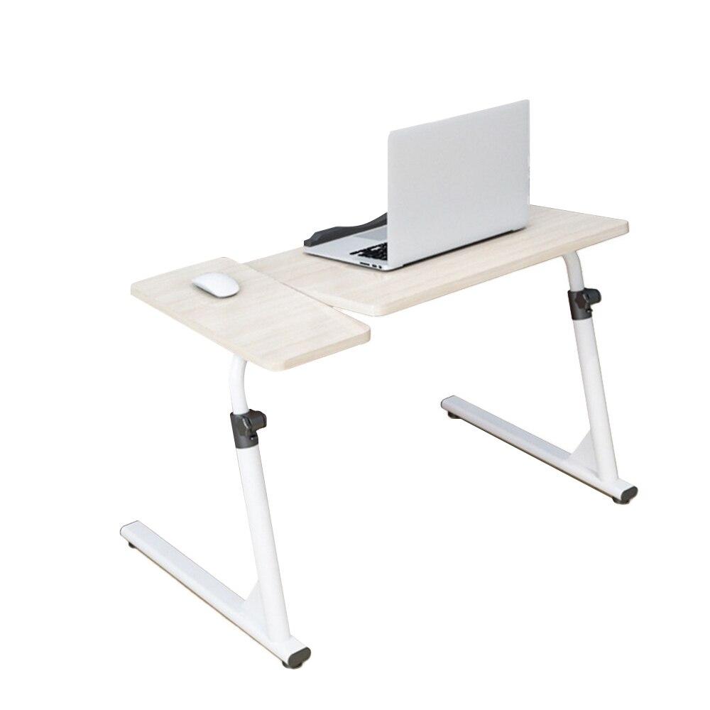 Réglable Pliant D'ordinateur Portable Notebook Table Ordinateur de Bureau Stand Plateau de Lit Lit De Stockage Rack Dîner Petite Table Dortoir