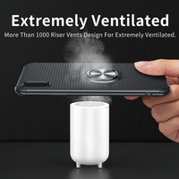 soft tpu Msvii Breath Magnetic Holder For iPhone XS MAX Case Soft TPU Finger Ring Cover For iPhone X 7 8 6 Plus Coque For iPhone XR (3)
