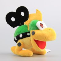 High Quality Super Mario BroS Koopa Troopa Turtle On The Chain Soft PlushToys Chain Turtle Stuffed