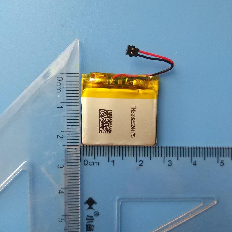 Batterie pour TomTom Spark Cardio + musique GPS montre nouveau Li polymère Rechargeable accumulateur Pack remplacement 3.7/3.8 V AHB332824HPS