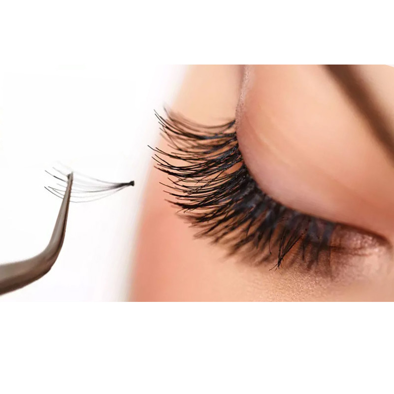f7ed3c1226a Natural long Individual Flare Lashes Cluster False Eyelashes 60  bundles/boxes-in False Eyelashes from Beauty & Health on Aliexpress.com |  Alibaba Group