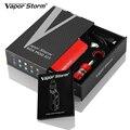 Vapor Storm V50 e-сигареты ТК Коробка 50 Вт Vape Мод 2200 мАч Battry Оригинальный V50 Электронной сигареты Box с Распылитель Полный Комплект