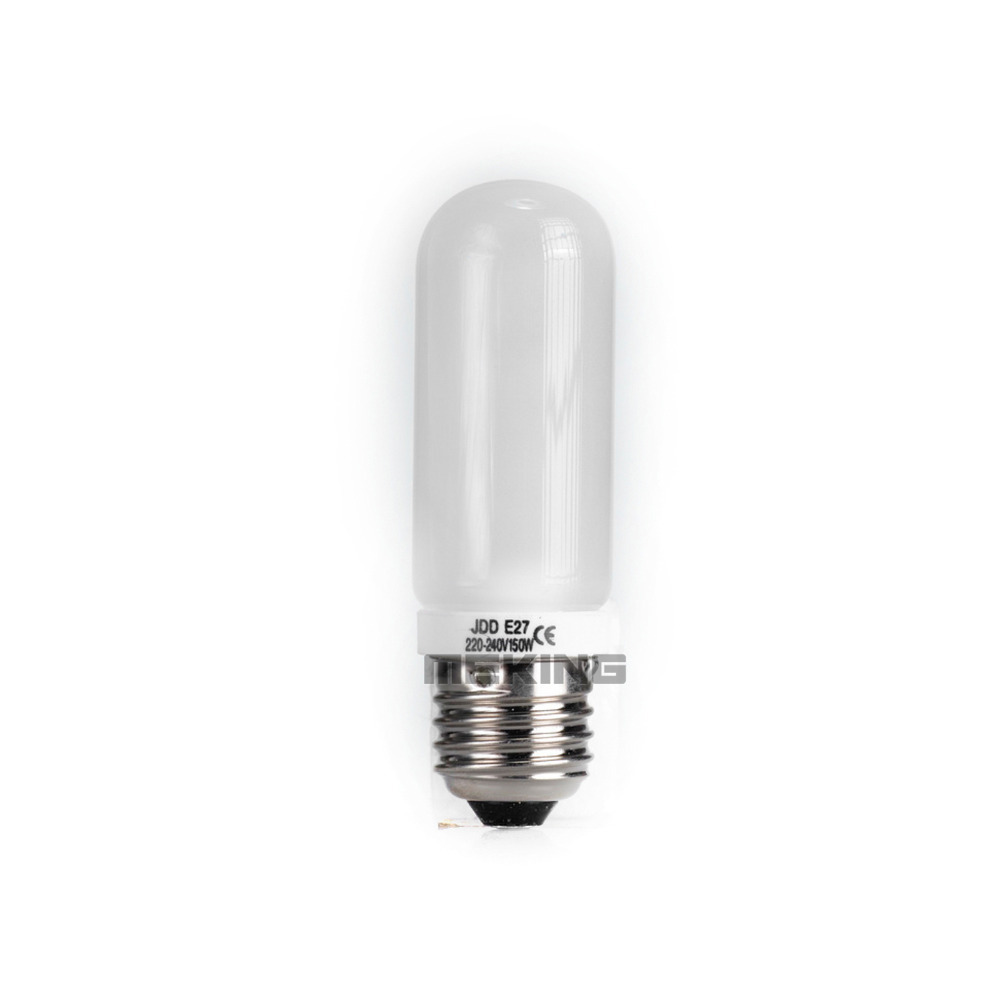 font b Photo b font Studio Flash lingting bulb E27 Modeling Lamp 150W 110v for
