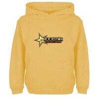 Bebida Energética Rockstar Hip Hop Sudaderas Unisex Hombres Mujeres Armin Van Buuren DJ Fans Camiseta para la Muchacha Del Muchacho de Algodón Chaquetas abrigos