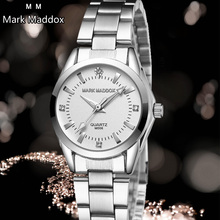 Swiss watch Fashion mark maddox Brand relogio Luxury Women Casual watches waterproof watch women fashion Dress Rhinestone watch