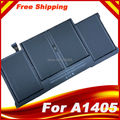 """[Special Price] For Macbook Air 13"""" A1369 2011 laptop battery A1405 MC503 MC504 A1466 battery+ tool Screwdriver"""