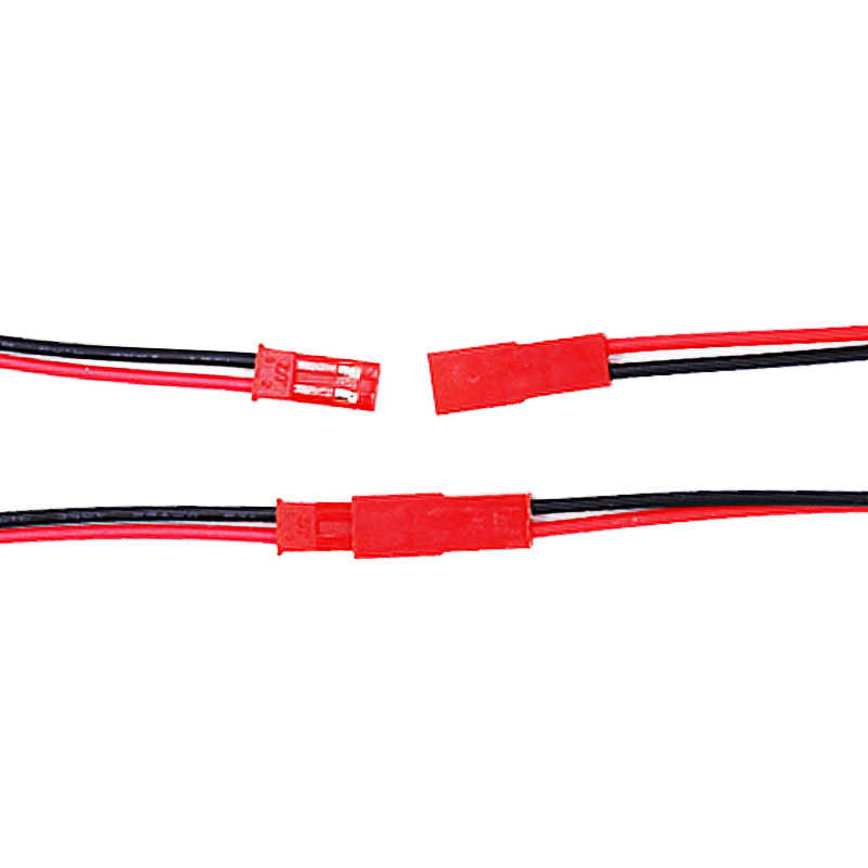 10 пара/лот 100 мм JST мужской разъем провода 22AWG для RC самолета автомобиля Lipo батарея 40% off