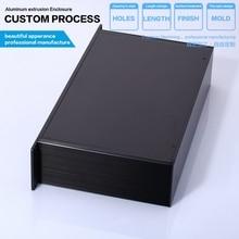 YGH-002-3B 482*89*250mm 19'2U Aluminum instrument custom case with flat server cabinet