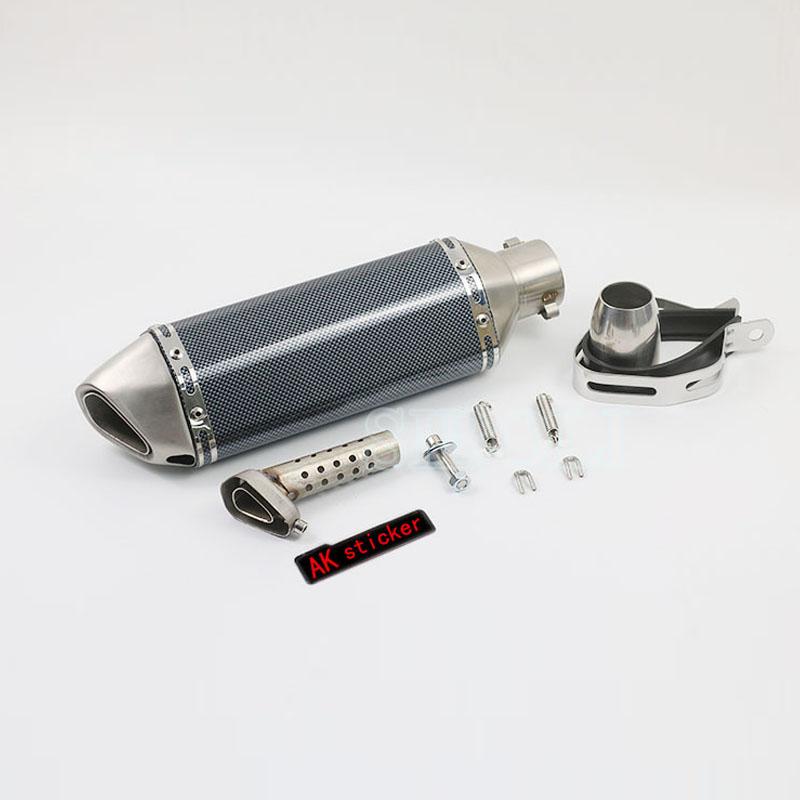 tubo Modifiedl TTR YBR 6