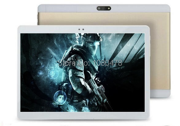 Android Tablet pc 10 inch Octa Core 4G RAM 64GB ROM 1280*800 IPS 5.0MP Bluetooth GPS 3G tablets pc+Gifts планшет irbis tz82 4 1 3ггц 1гб 8гб 8 1280 800 ips wifi bluetooth gps 3g android 4 4 черный